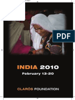 Humanitarian trip India 2010