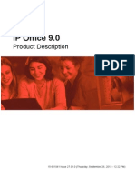 Avaya Ip Office 90 Product Description
