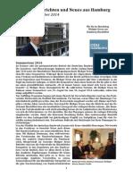 Berliner Nachrichten & Neues aus Hamburg - Ausgabe September