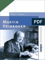 Trawny Martin Heidegger