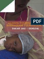Humanitarian trip Senegal 2012