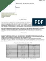 Análise de Negócios - Reparação de Veí Culos - Sebrae - Maio-1999