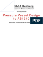 Pressure Vessels AS1210 Kasa