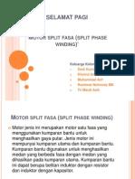Motor Split