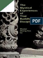 Sheng-Yen Lu - The Mystical Experiences of True Buddha Disciples