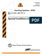 Engine Starting Systems - ATEX