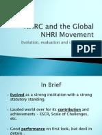 NHRC and the Global NHRI Movement