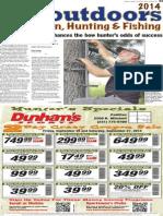 Outdoor Guide 2014