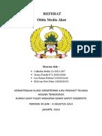 Referat Otitis Media Akut