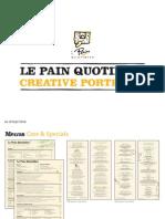 LPQ Creative Portfolio 2014