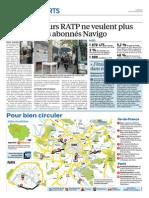 Controles RATP