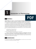 Introduction of pharmacology
