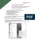 Guía de Instalación Risk Simulator 2014