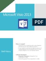 Microsoft Visio 2013 Overview