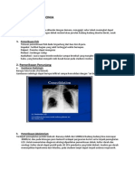 Diagnosis Pneumonia