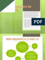 La Web Semántica en Educación