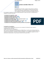 Procedimiento citrix presentationserver45p