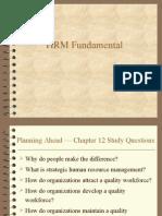 HRM Fundamentals