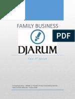 Djarum Family Business