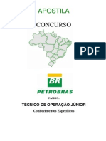 Petrobras Apostila Tecnico Operação Jr