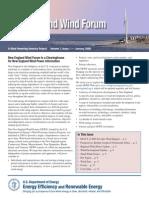 NEWF Newsletter January 2006