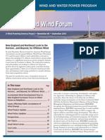 NEWF Newsletter September 2010