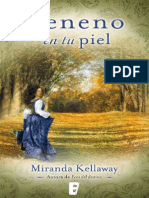 Veneno en Tu Piel (Spanish Edit - Miranda Kellaway