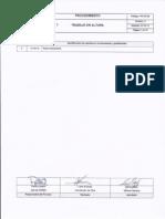 PR-GS-08 Procedimiento de Trabajo en Altura
