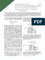 J. Org. Chem., 1962, 27 (9), pp 3236–3239