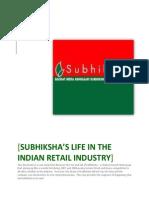 Subhiksha Case