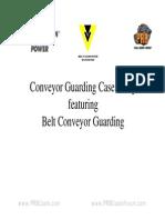 Coal conveyor Guard