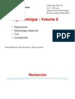 205203654 Cours Algorithmique Volume 6 Ppt