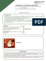 Habilidades Poster
