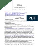 """Legea Nr.16- XVI Din 15 Februarie 2008 """"Cu Privire La Conflictul de Interese"""