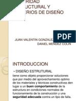 Seguridad Estructural y Criterios de Diseño (2)