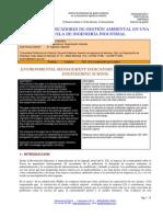 TC_Sistema de Indicadores de Gestion Ambiental