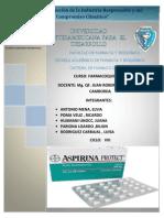 Aspirina Informe