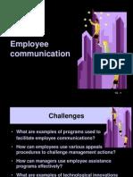 Employee Comm