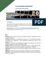 Atlas de Petrografia Sedimentaria
