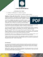"""08-07-2011 Guillermo Padrés  presidió la décima tercer edición de """"Tu gobernador en tu Radio"""",  donde anunció recursos para prevenir inundaciones, ampliar programa de de pavimentación. B071138"""