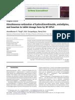 Simultaneous HCTZ + amlodipine + losartan HPLC.pdf
