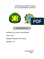 022B - Corriente electrica