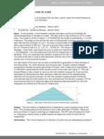 Free Vibration Analysis of a Dam