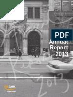 IDB 2013 Annual Report