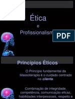 Etica e Profissionalismo