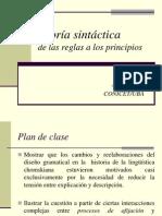 Clase 1 - Lingüística Generativa