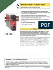 Manual Módulo Interfaz Cortina de Seguridad Banner 62822