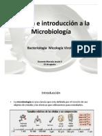 Microbiologia 1 Clase