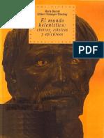 El Mundo Helenístico. Cínicos, Estoicos y Epicúreos