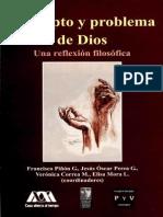 Concepto y problema de Dios. Una reflexión filosófica - Francisco Piñón, Jesús Óscar Perea, Verónica Correa y Elisa Mora (coords.)